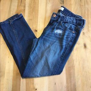 💙2/$40 Express Modern Boyfriend Relaxed Fit Jeans